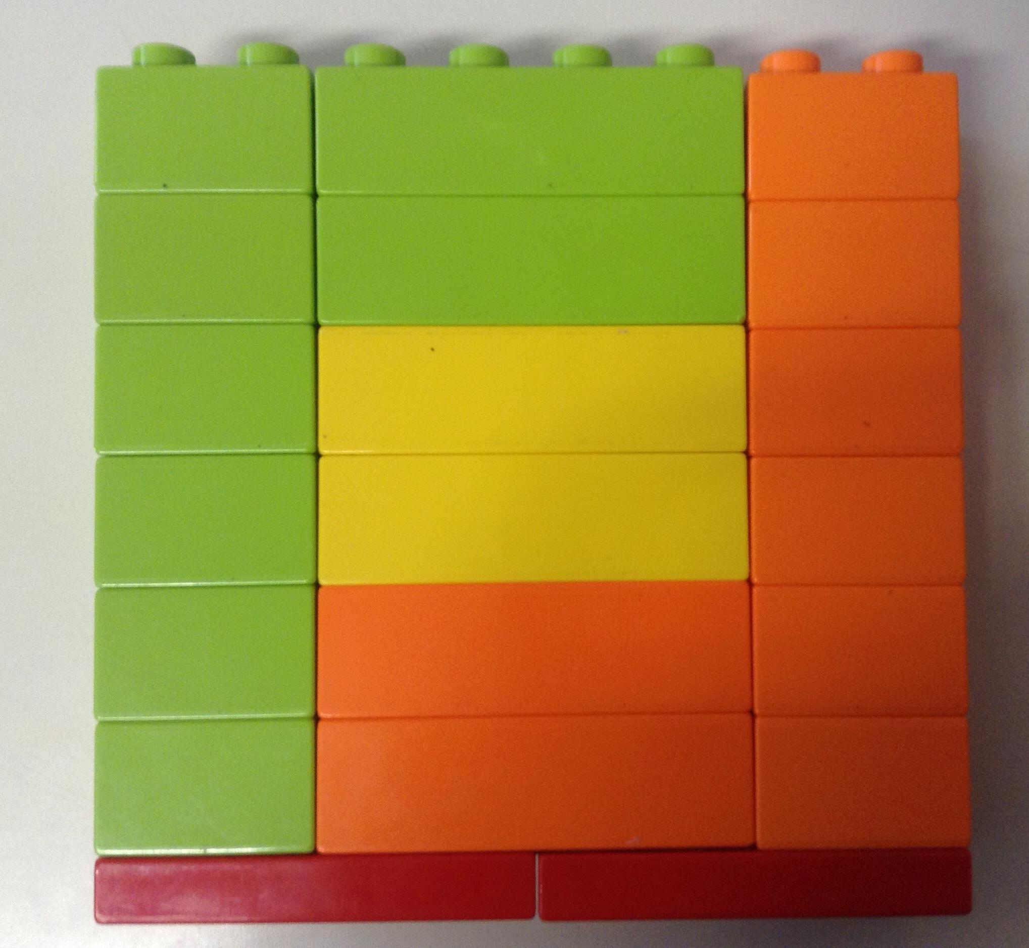 Legos vacíos